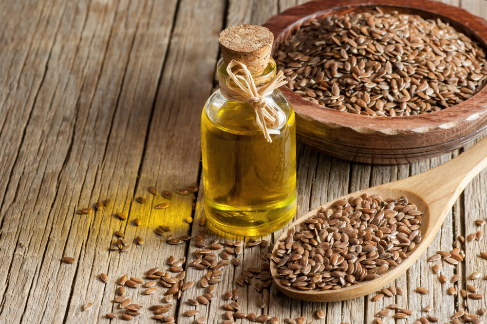 Flax Seed Oil (Alsi Oil)