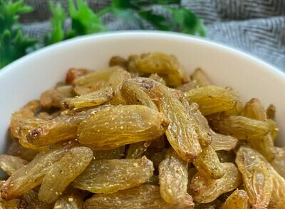 Masala Raisins