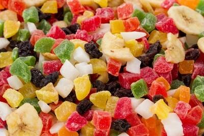 Dried Mix Fruits