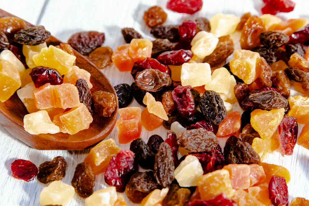 Dried Mix Berries