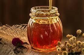Mixed herbs Honey