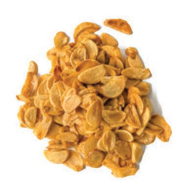 Masala Garlic Crispy Cloves