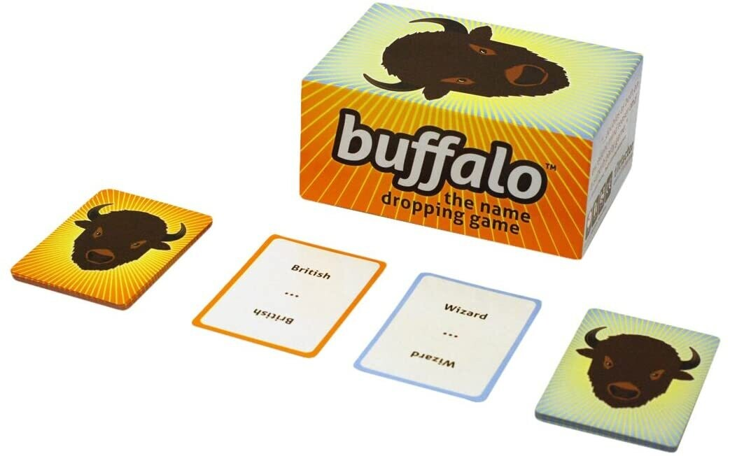 Buffalo: The Name Dropping Game