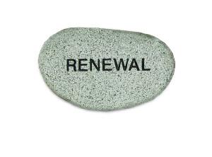 Renewal Booklet