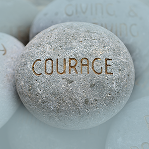 Courage Booklet