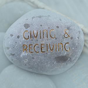Giving & Receiving