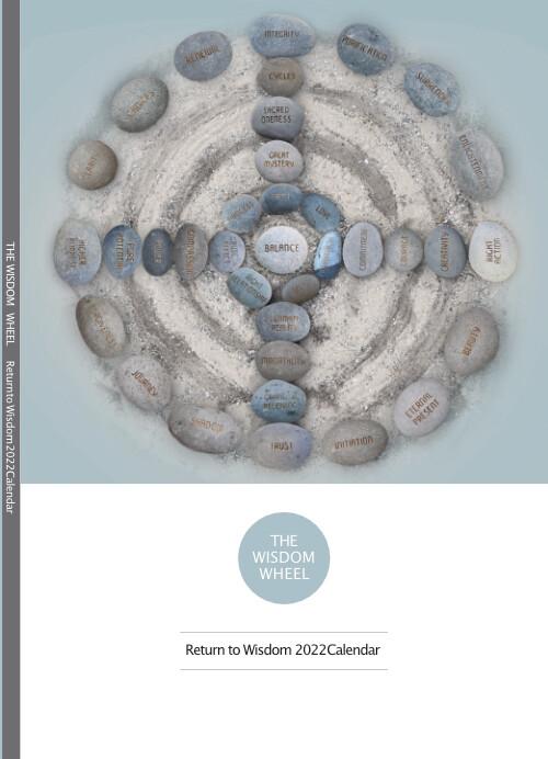 Return to Wisdom 2022 Journal Planner