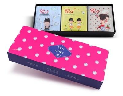 Tea of Love box 3 in 1