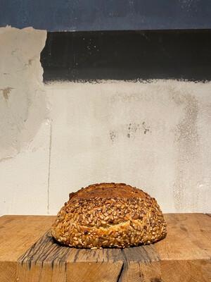 Spelt Bread Bas Bakt - ONLY SATURDAY