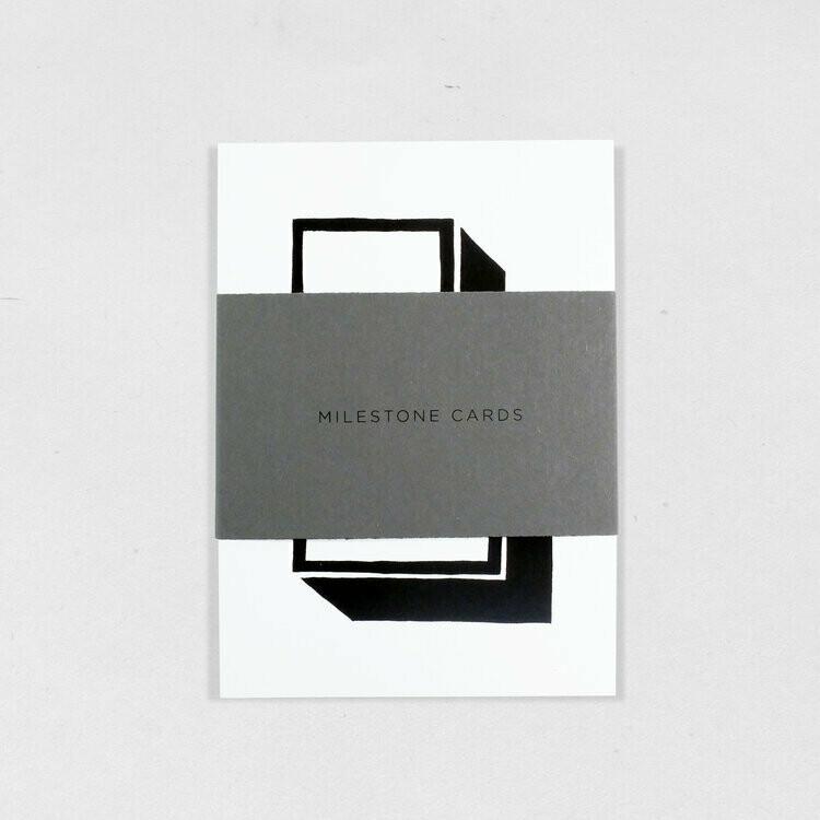 Mark van Goss _Card 'Milestone cards'