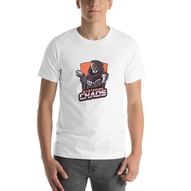 Dy Stopirn Chaos Short-Sleeve Unisex T-Shirt