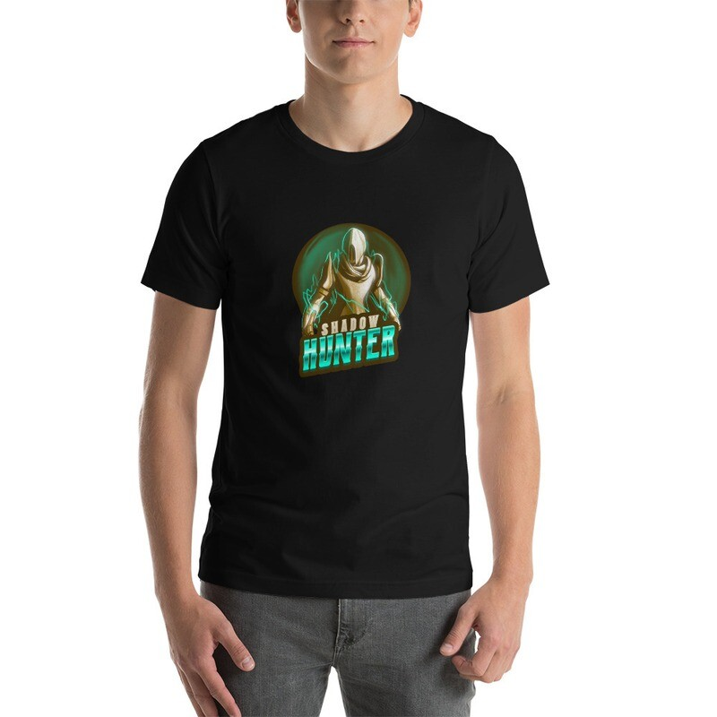 Shadow Hunter  Games Short-Sleeve Unisex T-Shirt