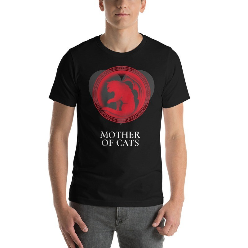 The Mother of all cat Short-Sleeve Unisex T-Shirt