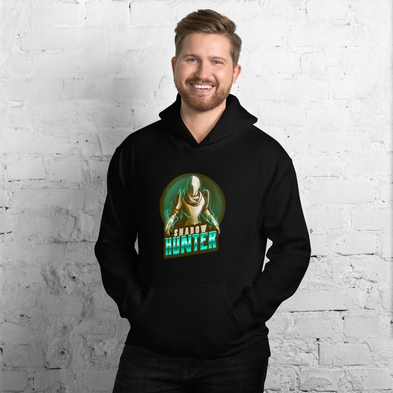shadow Hunter Unisex Hoodie