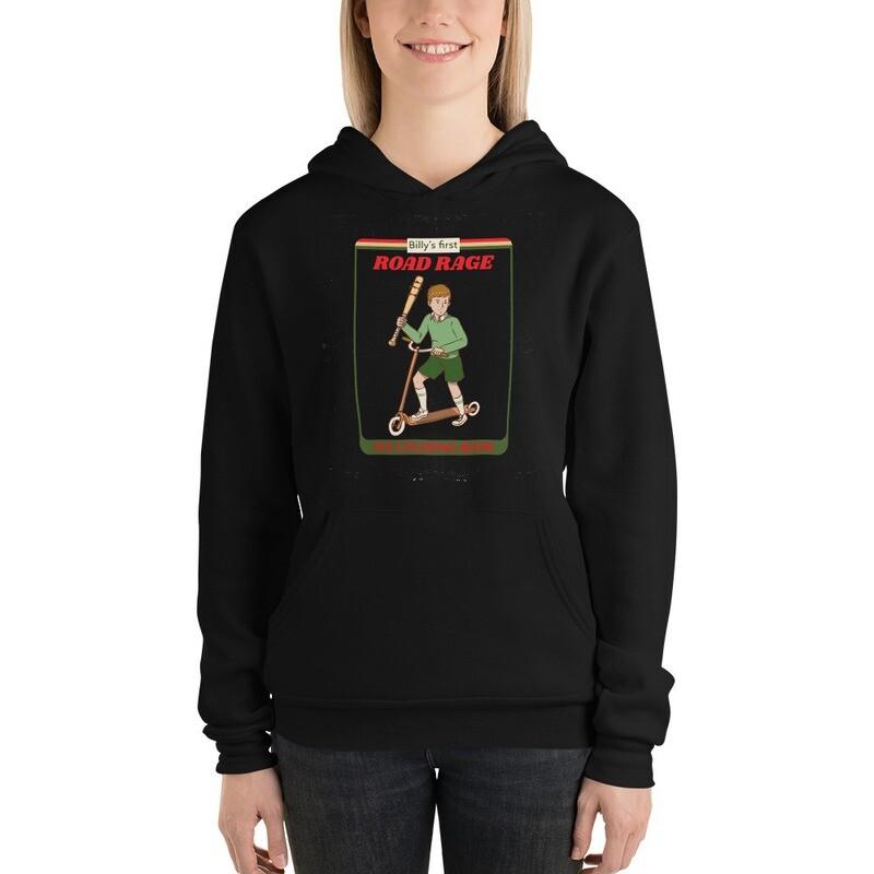 Billy Road Rage funny Unisex hoodie