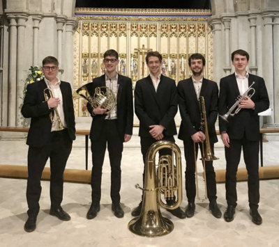 Home-coming Brass - 3.30 pm, Sunday 11th July, 2021