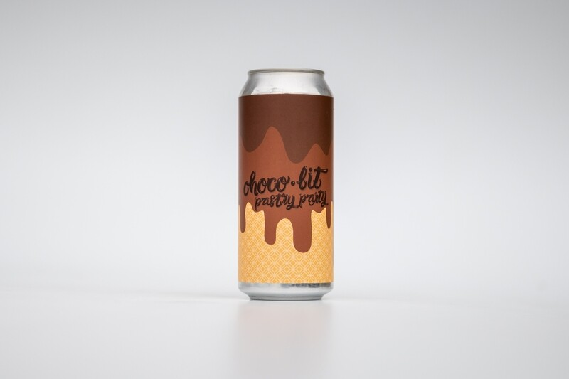 Choco·Lit Pastry Party 16oz Cans - 4pk