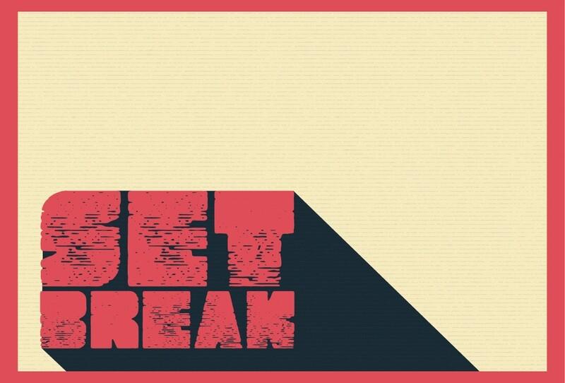 Set Break 1\6 Keg