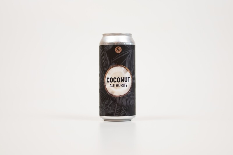 Coconut Authority 16oz Cans - 4pk