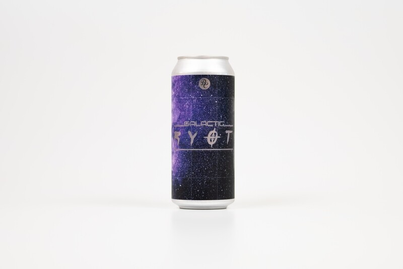 Galactic Ryot 16oz Cans - 4pk