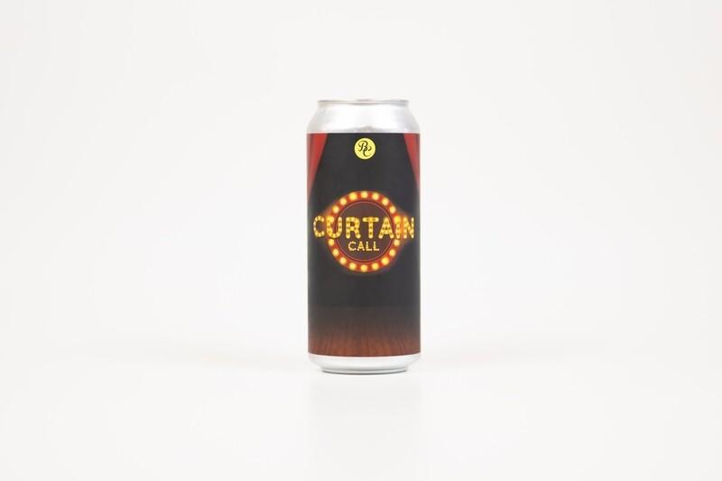 Curtain Call 16oz Cans - 4pk