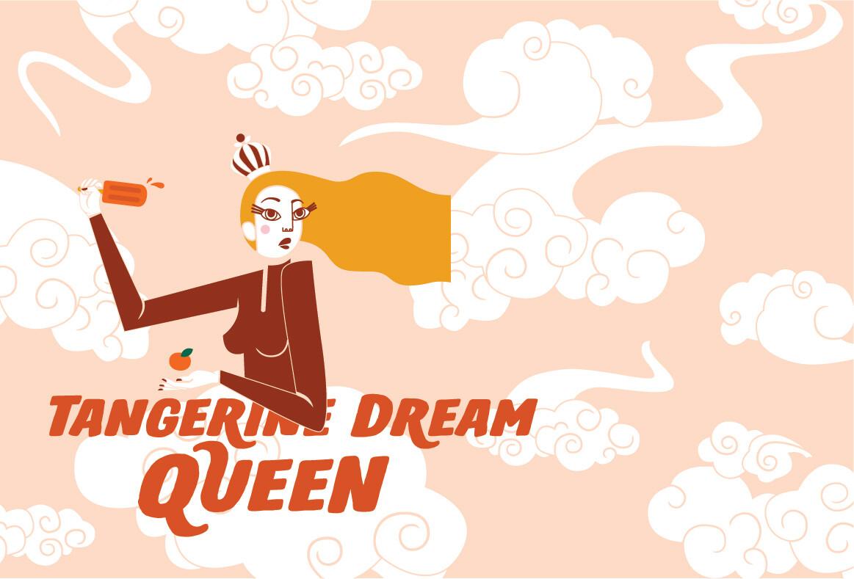 Tangerine Dream Queen 1\6 Keg