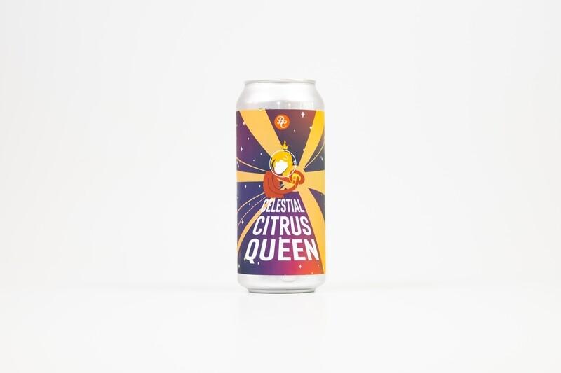 Celestial Citrus Queen 16oz Cans - 4pk
