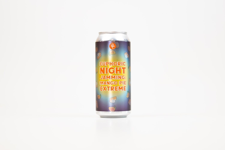 Euphoric Night Jamming: Mango Pie EXTREME 16oz Cans - 4pk