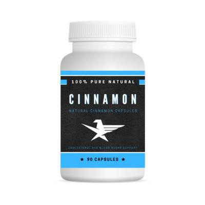 Cinnamon Capsules