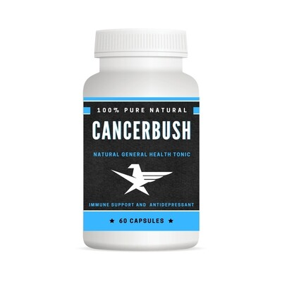 Cancerbush Capsules