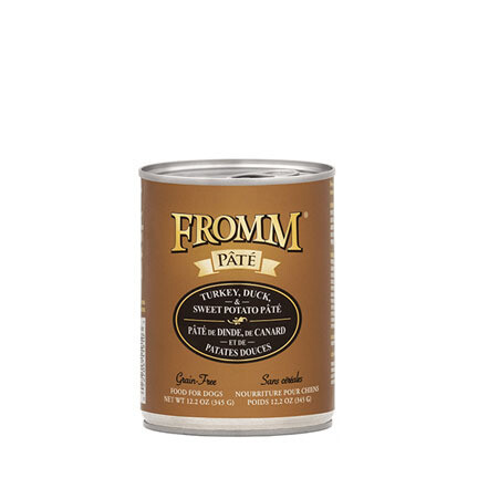 Fromm Dog GF Turkey Duck 12oz