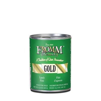 Fromm Dog Gold Lamb 12oz