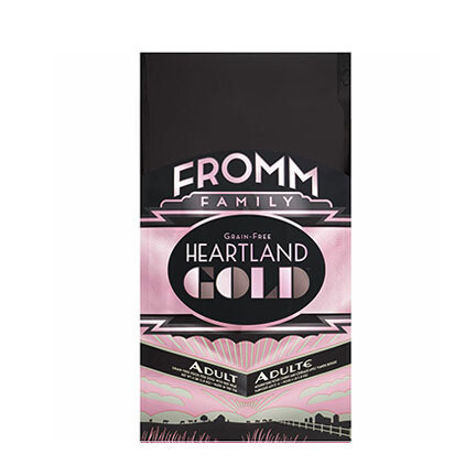 Fromm Heartland Gold Adult 4#
