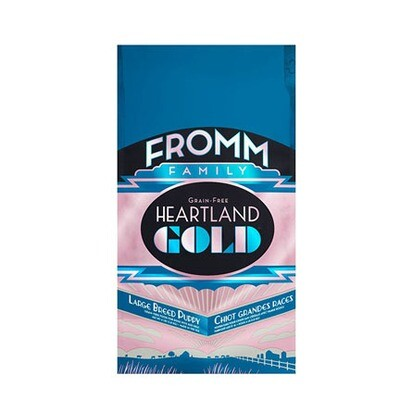 Fromm Heartland Gold LB Puppy 4#