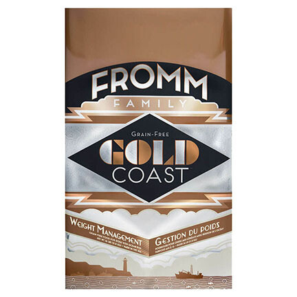 Fromm Dog Gold Coast Weight 26#