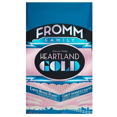 Fromm Heartland Gold LB Puppy 26#