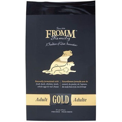 Fromm Dog Gold Adult 33#