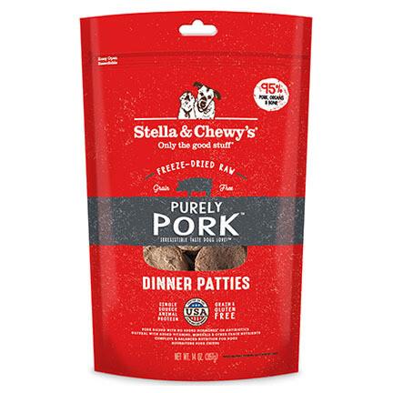 Stella Dog FD Pork 14oz