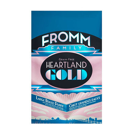 Fromm Heartland Gold LB Puppy 12#