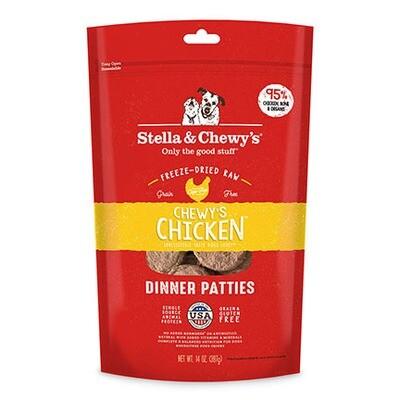 Stella Dog FD Chicken 14oz