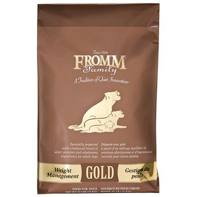 Fromm Dog Gold Weight 33#