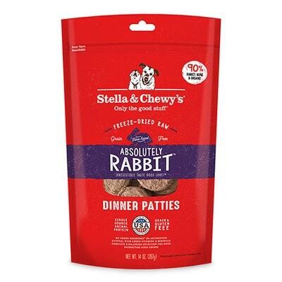 Stella Dog FD Rabbit 14oz