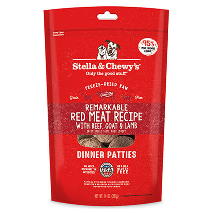 Stella Dog FD Red Meat 14oz