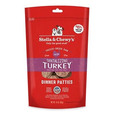 Stella Dog FD Turkey 14oz