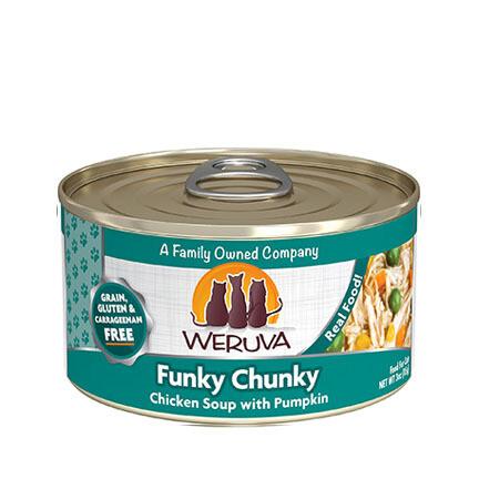 Weruva Cat Funky Chunky 3oz