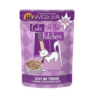 Weruva Cat Love Me Tender 3oz