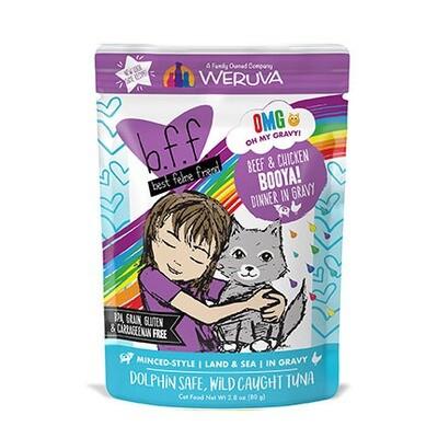 Weruva Cat Booya 3oz