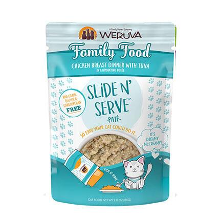 Weruva Cat Family Food 5oz