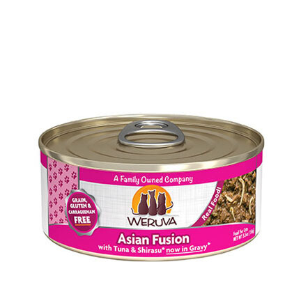 Weruva Cat Asian Fusion 3oz