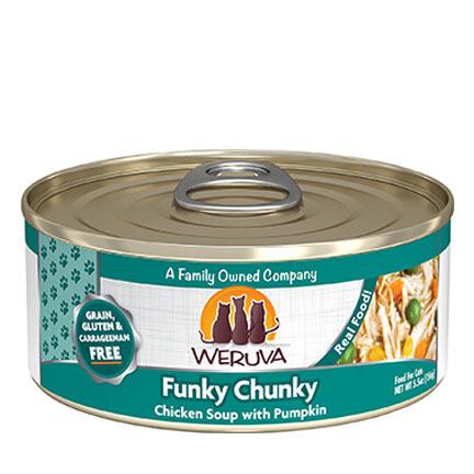 Weruva Cat Funky Chunky 5oz